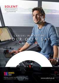 Careers in maritime open day event programme